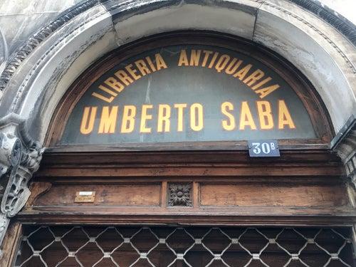 Libreria Umberto Saba