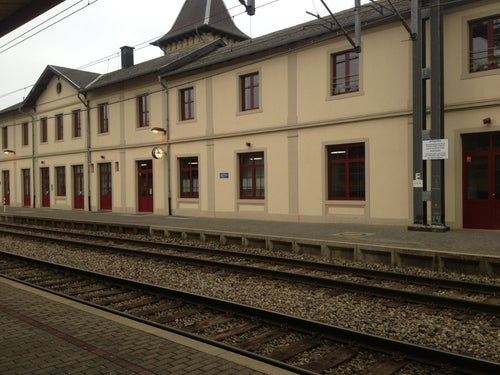 Gare de Bettembourg
