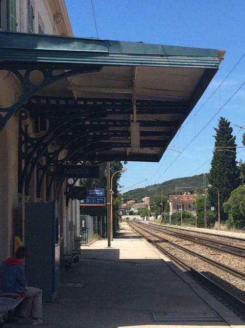 Gare de Bandol