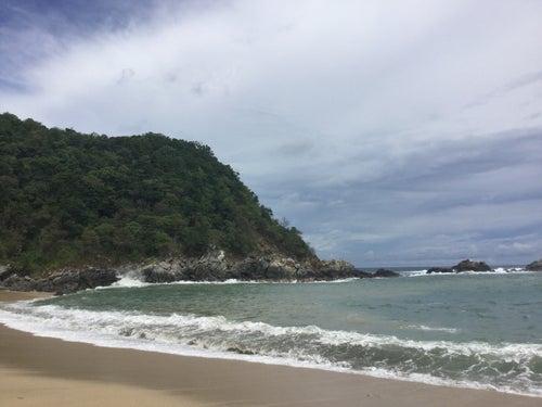 Playa La Boquilla