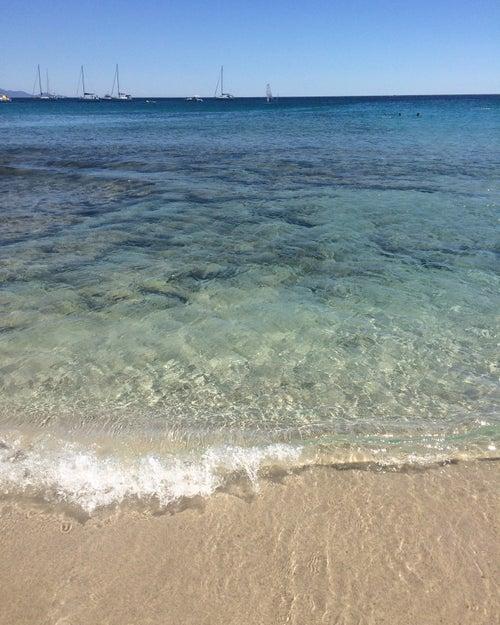 Spiaggia delle Bombarde