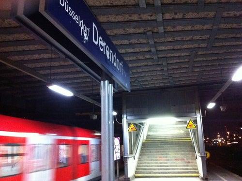Bahnhof Düsseldorf-Derendorf