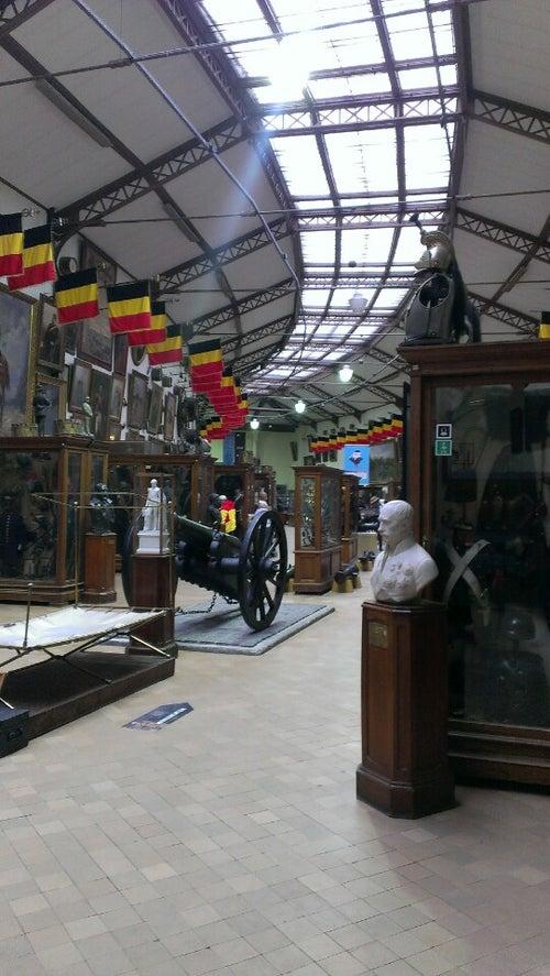 Musée royal de l'Armée et de l'Histoire militaire_24