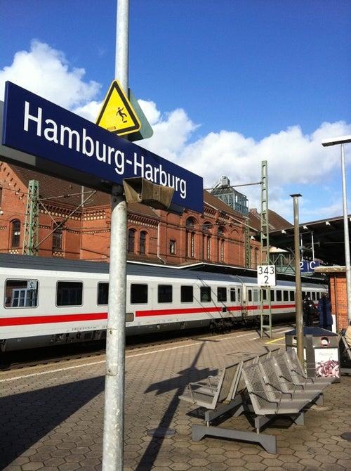 Bahnhof Hamburg-Harburg