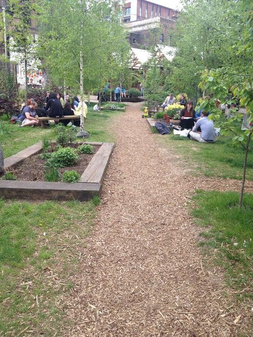 Dalston Eastern Curve Garden