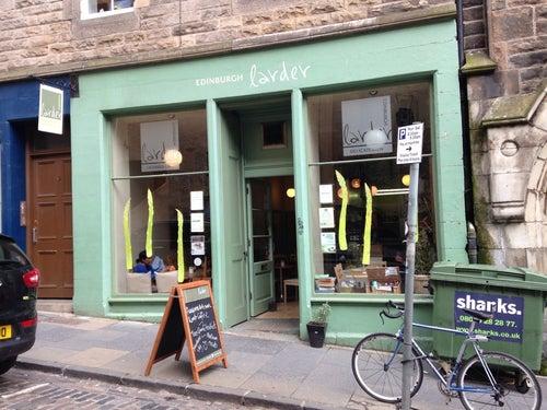 The Edinburgh Larder_24