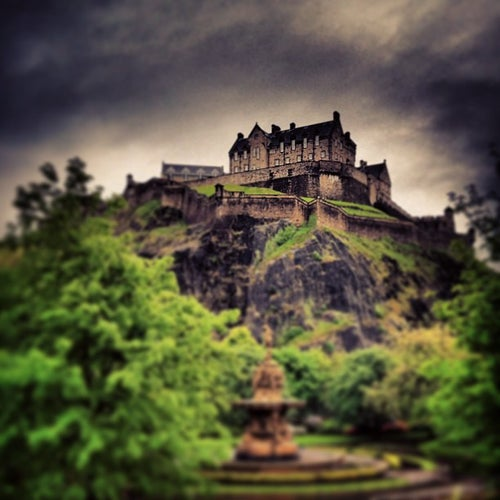 Edinburgh Castle_24