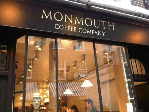 Monmouth Coffee House