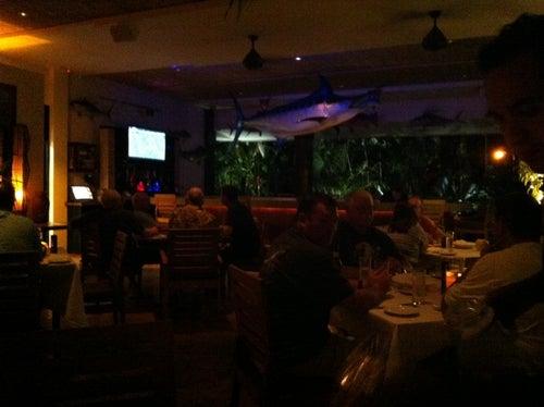 The Gamefisher Restaurant