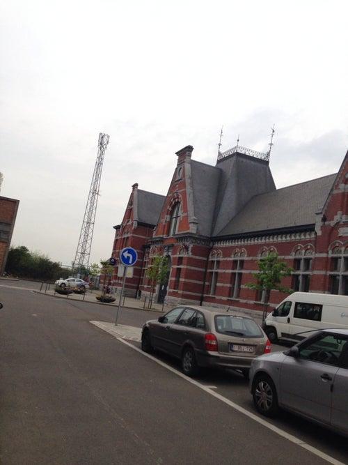 Gare de Jemappes