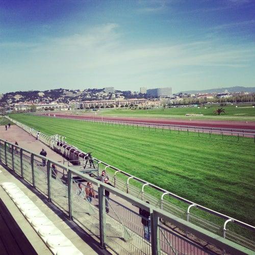 Marseille Borely Racecourse