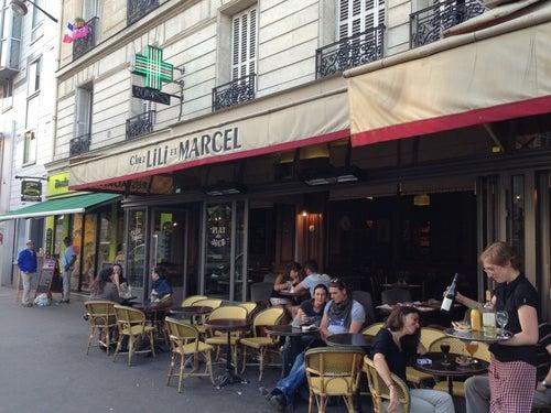Chez Lili et Marcel
