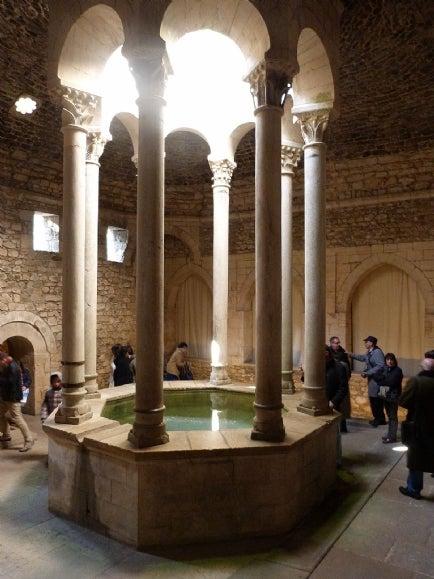 Arab Baths / Banys Arabs_24