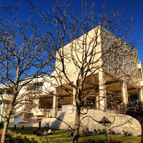 The Getty Center_24