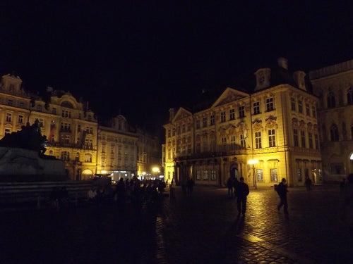 Staroměstské náměstí Old Town Square