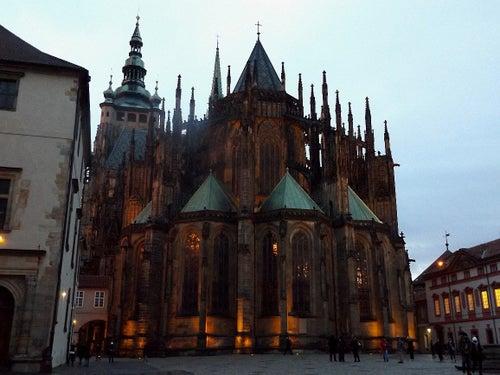 Pražský hrad Prague Castle