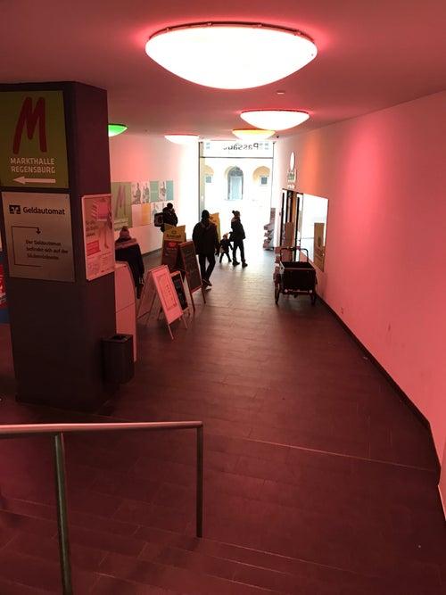 markthalle regensburg shop in regensburg germany travel guide tripwolf. Black Bedroom Furniture Sets. Home Design Ideas