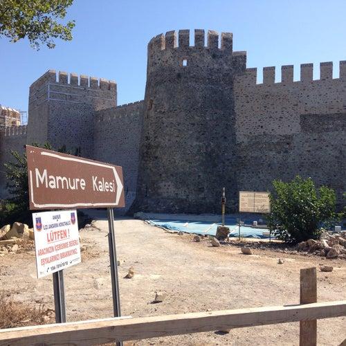 Mamure Castle_24