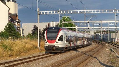 Gare CFF de Bussigny