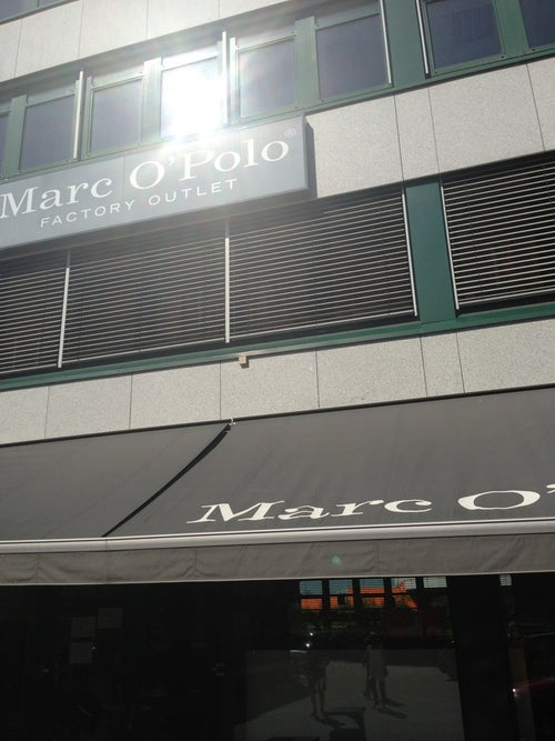 huge discount 1b704 3eb82 Marc O'Polo Outlet Shop in Munich, Germany travel guide ...