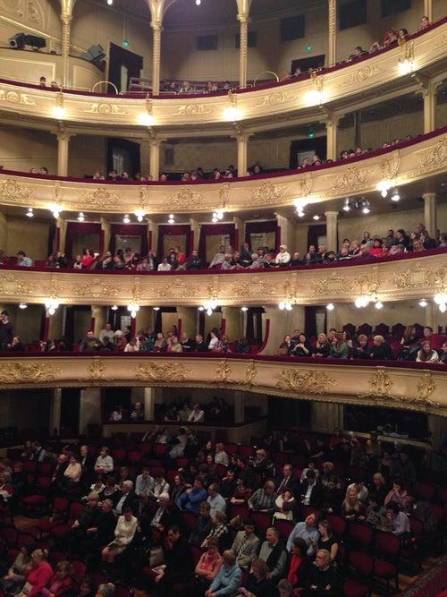 Национальная опера Украины (Національна опера України)