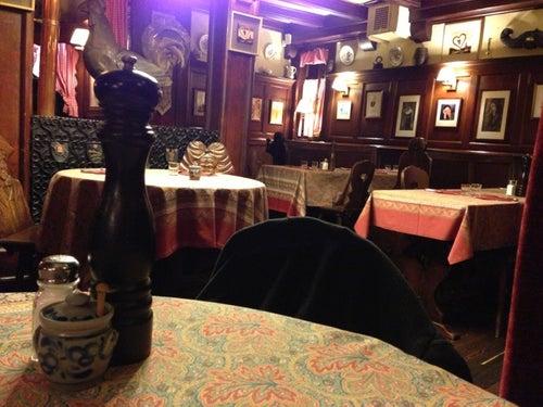 Restaurant Rue Du Sanglier Strasbourg