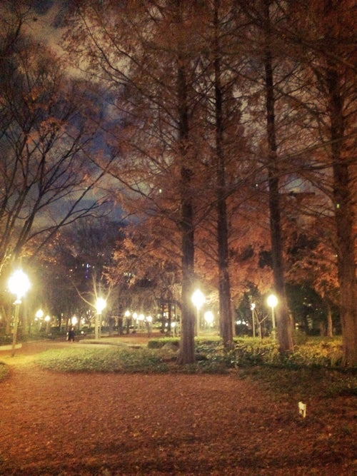 Utsubo Park (靱公園)