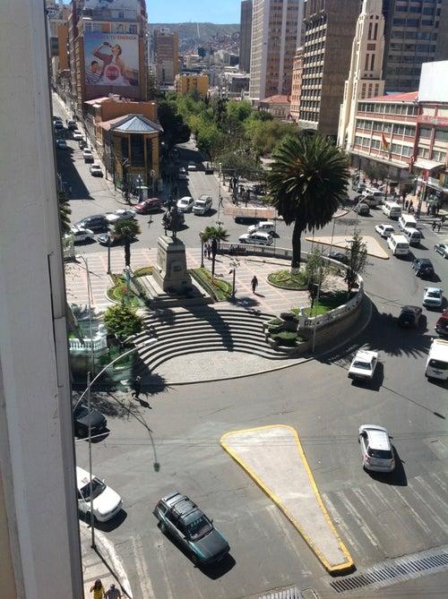 Plaza del Estudiante