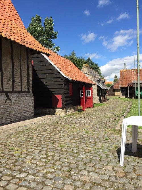 Openluchtmuseum Bachten de Kupe