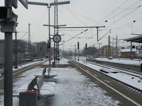 Bahnhof Bad Cannstatt