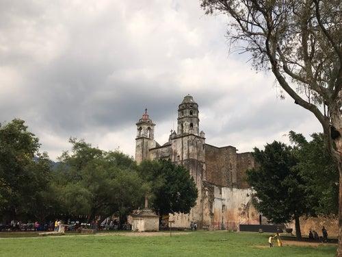 Ex-Convento Dominico de la Natividad