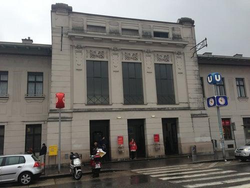 Bahnhof Wien Hütteldorf