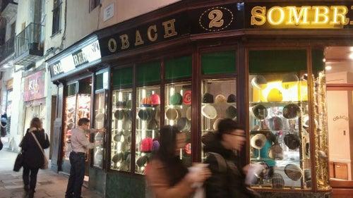 Barrets Obach