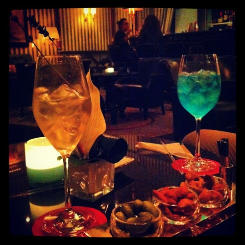 Bar du Shangri-La Hotel