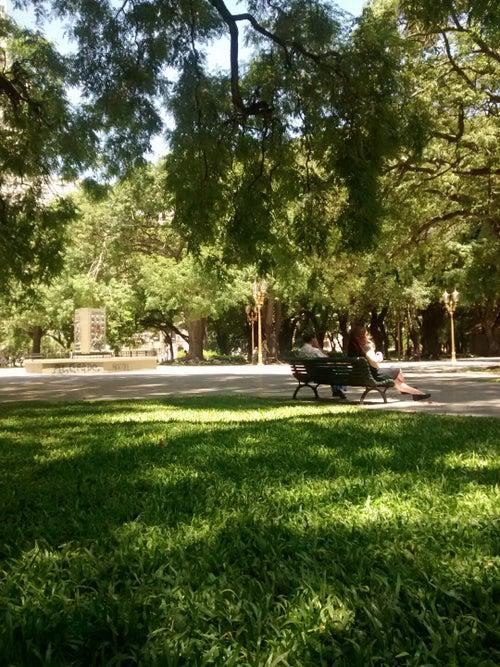 Plaza Libertador General San Martín