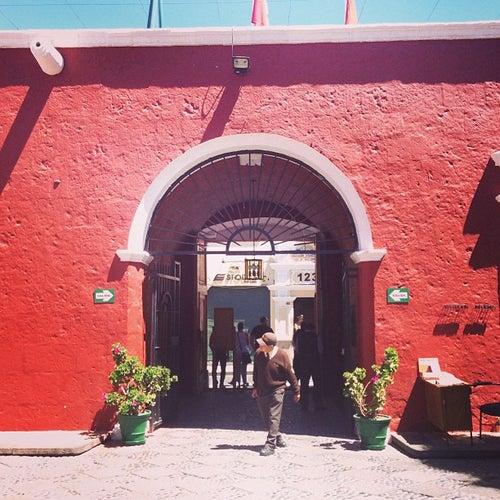 Museo Santuario de Altura