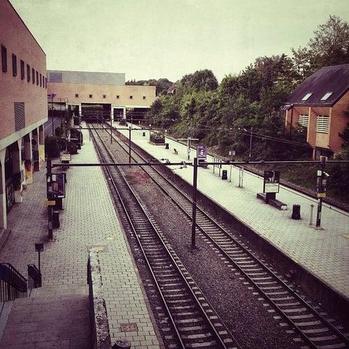 Gare de Louvain-la-Neuve