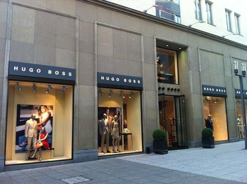 054dc3b5dce Hugo Boss Store Shop in Stuttgart