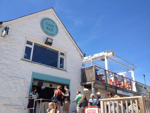 Porthgwidden Beach Cafe