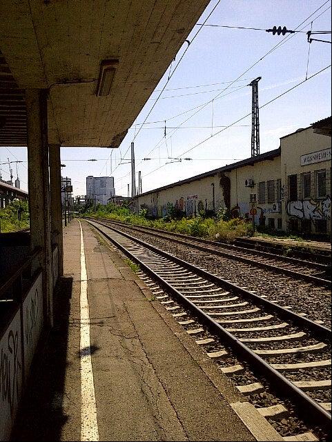 Bahnhof Mannheim-Neckarau