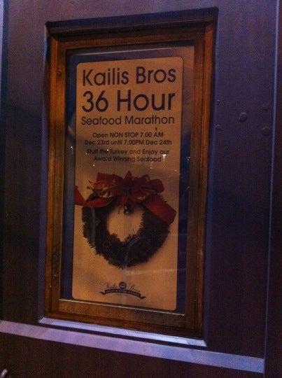 Kailis Bros Fish Café