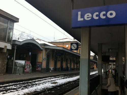 Stazione Lecco