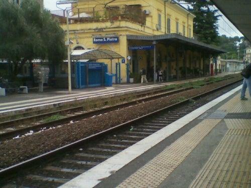 Stazione di San Pietro