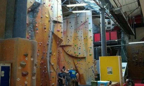 Castle Climbing Centre_24