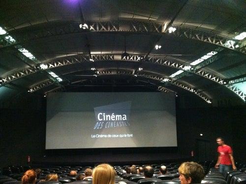 Le Cinéma des Cinéastes