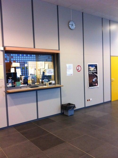 Gare de Fleurus