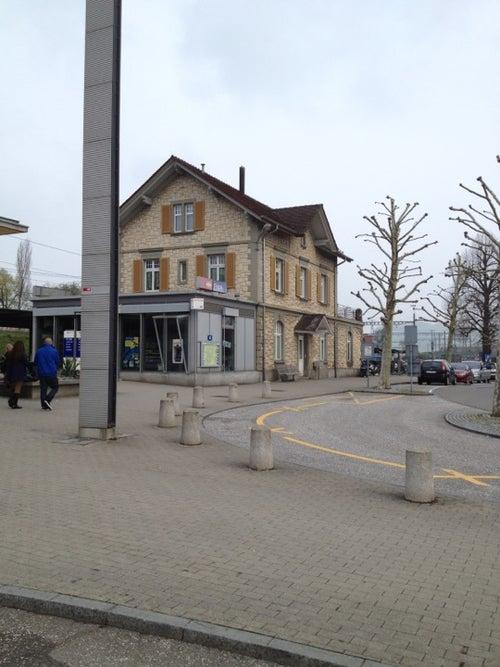 Bahnhof SBB Frick