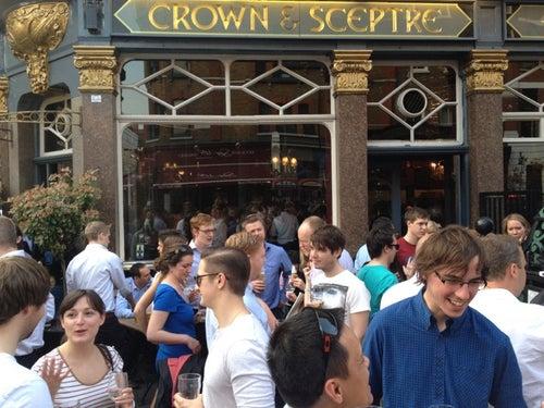 Crown & Sceptre