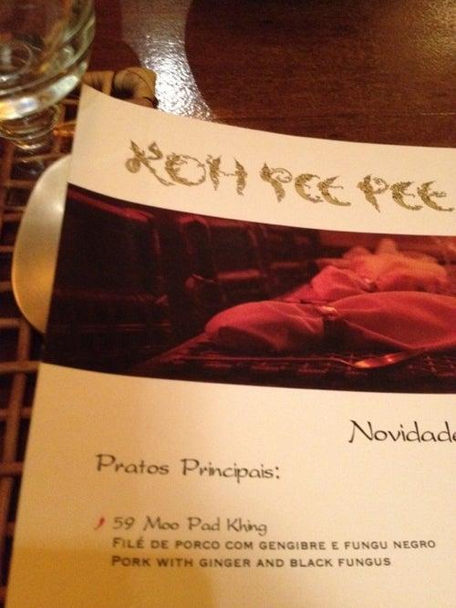 Koh Pee Pee