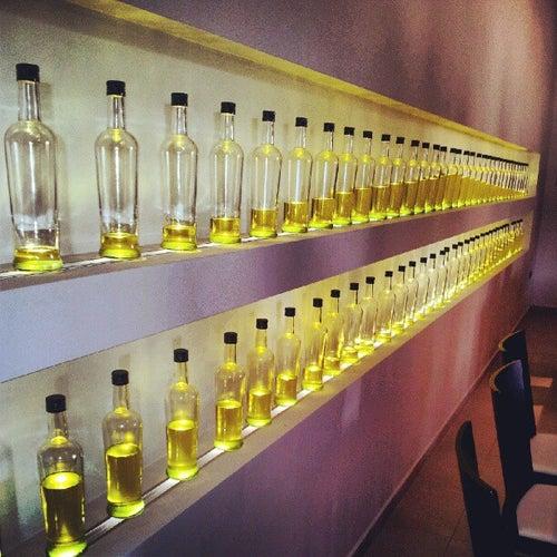 Chiavalon Olive Oil Tasting Room